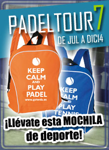 Inscribete a padeltour